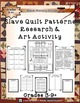 Genealogy, Family Tree Research and Freedom Quilt Art Acti