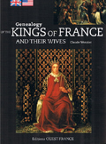 Genealogy of the Kings of France and their wives book