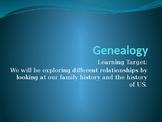Geneology Powerpoint