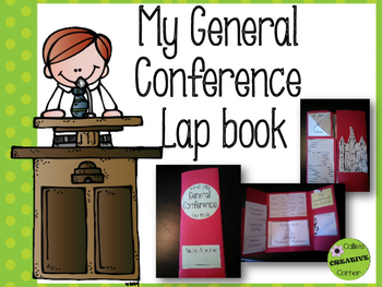 General Conference Lap Book - LDS