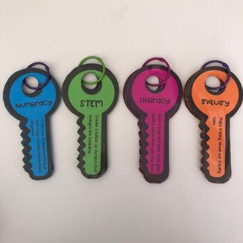 General Early Finisher Key (Growing Bundle)