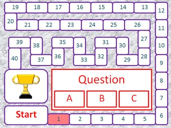 General English Questions Game 3