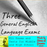3 General English Language Exams for English Language Learners
