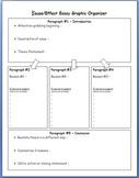 General Essay Graphic Organizer for Prewriting