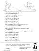 General Knowledge Language Arts Homework Questions