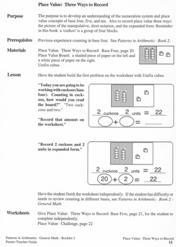 General Math - Booklet 3 - Place Value, Measurement, and Geometry Teacher Guide