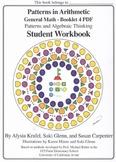 General Math:  Booklet 4 Patterns, Algebraic Thinking Stud