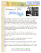 General Math:  February Math History Posters