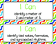 "General Music 2nd Grade ""I Can"" Statements"