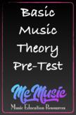 General Music Pre-Test