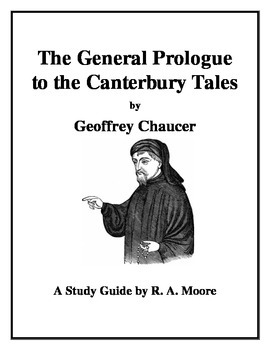 """""""The General Prologue to the Canterbury Tales"""" by Geoffrey Chaucer: Study Guide"""