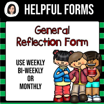 General Reflection Sheets