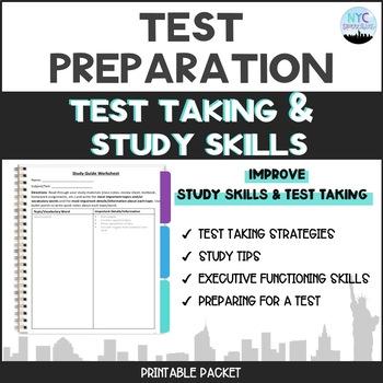 General Regents Test Preparation Packet