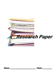 General Research Paper Student Packet With Some Teacher Resources