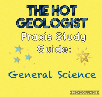 General Science Praxis Study Guide