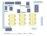 General Seating Chart Template