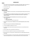 General Shop and Machine Safety   Handouts