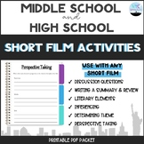 General Short Film Extension Packet