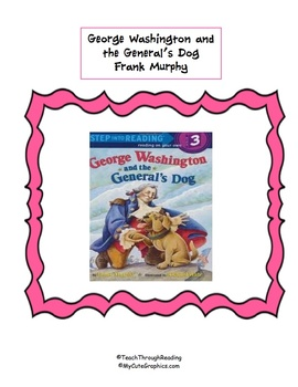 General Washington and the General's Dog