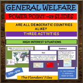 General Welfare Democracy Powerpoint government activities