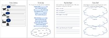 General Workbook (Literacy and Numeracy Worksheet Bundle)