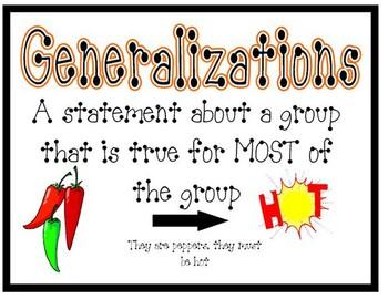 Generalization Mini Poster