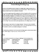 Generalizations Reading Log- shared or guided reading, centers
