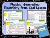 Physics:  Generating Electricity Lesson