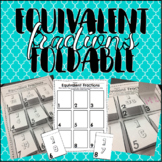 Generating Equivalent Fractions Foldable