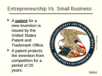 Generating Ideas for Entrepreneurship and Small Business Operations