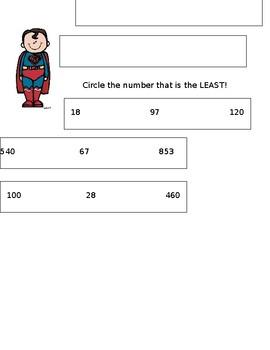 Generating Numbers