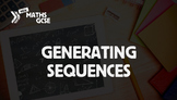 Generating Sequences - Complete Lesson