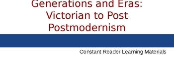 Generations and Era PowerPoint Presentation