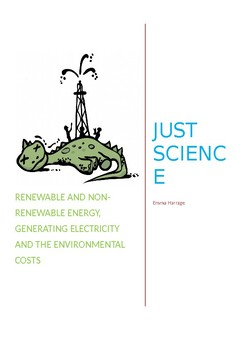 Generatring Electricity, Fossil Fuels and the Environmental Costs