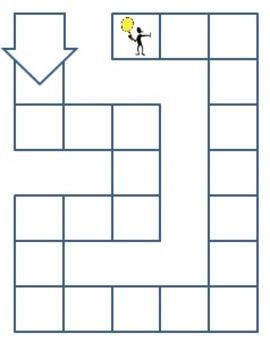 Generic Blank Game Board