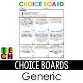 Generic Choice Board