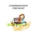 Generic Comprehension Checklist