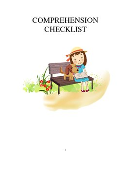 Generic Comprehension Checklist