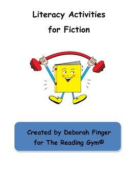 Generic Fiction Literacy Worksheets