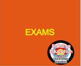 Generic Final Essay Exam Instructions