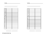 Generic Graphing Templates