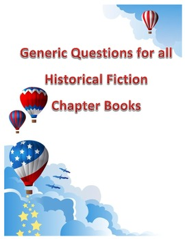 Generic Historical Fiction Independent Questions