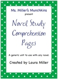 Generic Novel Study for Any Novel