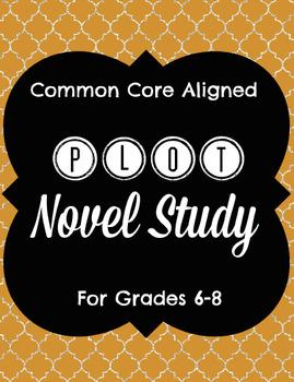 Generic Novel Study for Grades 6-8