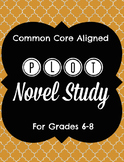 Generic Novel Study for Grades 6-8
