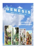 """The """"Genesis"""" (Series 1 of 5: Chapters 1-10) A Simple Bible Study - Sample"""
