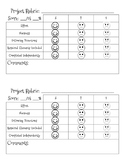 Generic Primary Project Rubric