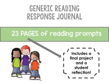 Generic Reading Response Journal