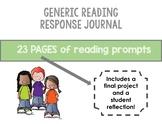 Generic Reading Response Journal