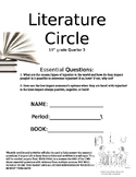 Generic Social Justice Literature Reading Group Packet